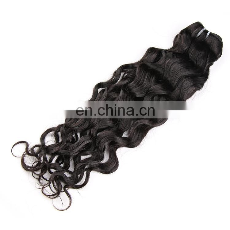 Deep wave indian human remy hair