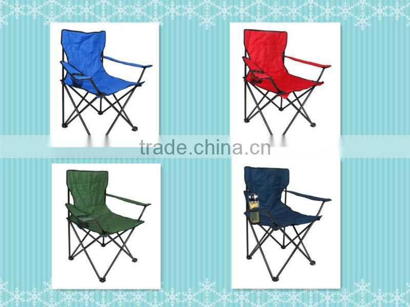 Best price folding camping chair with cupholder