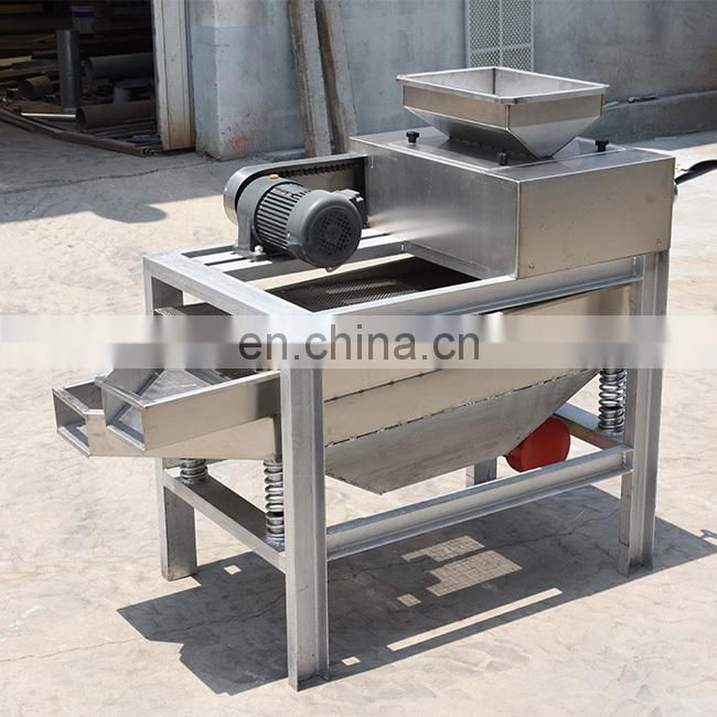 Macadamia Nut Groundnut Peanut Crushing Machine