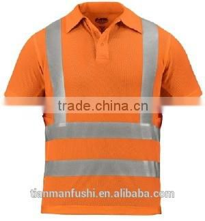 Dubai wholesale anti-wrinkle cotton security guard construction workwear