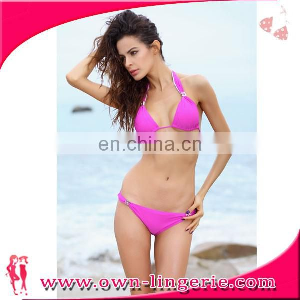 Wholesale Swimsuits Printed Bikini swimsuit swimwear sets sexy mature bikini set Bathing Suit