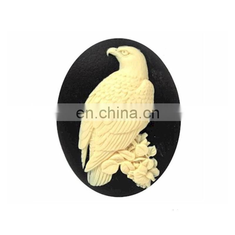 resin eagle sculpture wall decoration