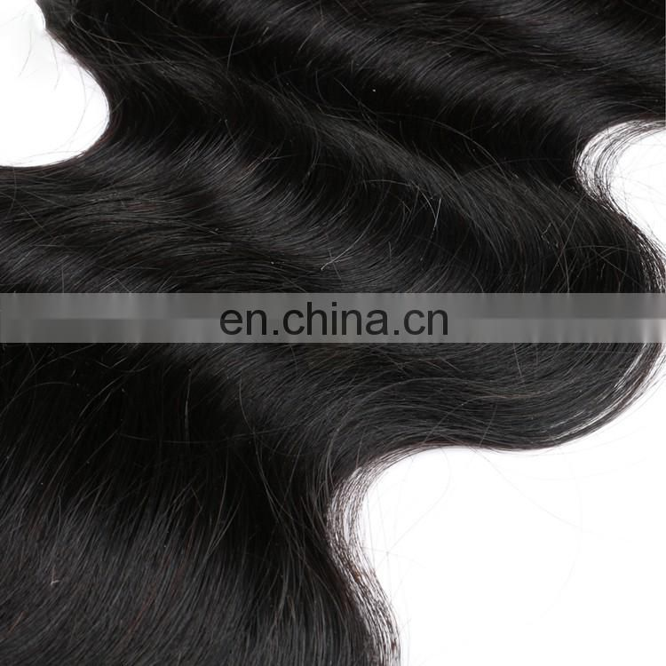 7A Grade Brazilian Body Wave Silk Base Closure With Baby Hair Bleached Knots Virgin Human Hair Silk Lace Closure