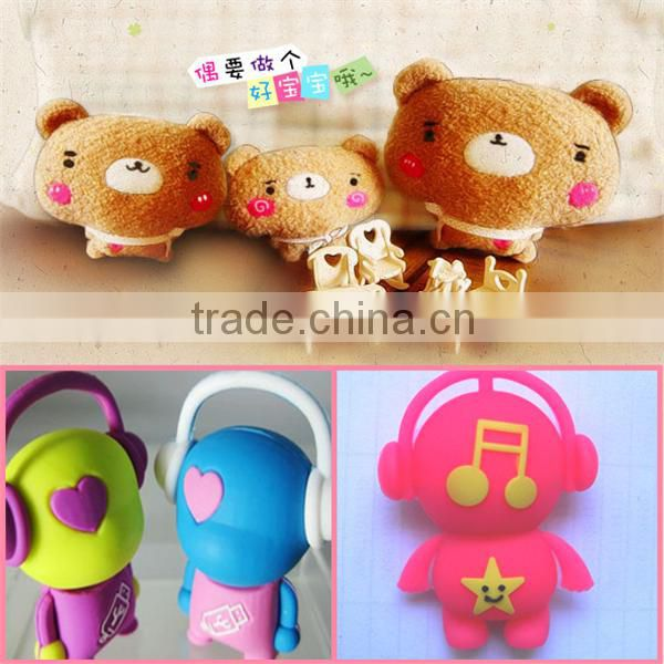 3D Cartoon character style USB Pen Drive/cartoon character usb flash drive/best price bulk 1gb usb flash drives