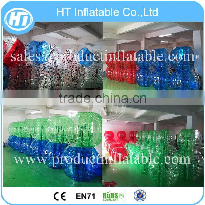 High Quality 1.5m Inflatable Bumper Ball ,Human Hamster Ball,Loopy ball ,Bubble Soccer,Zorb Ball