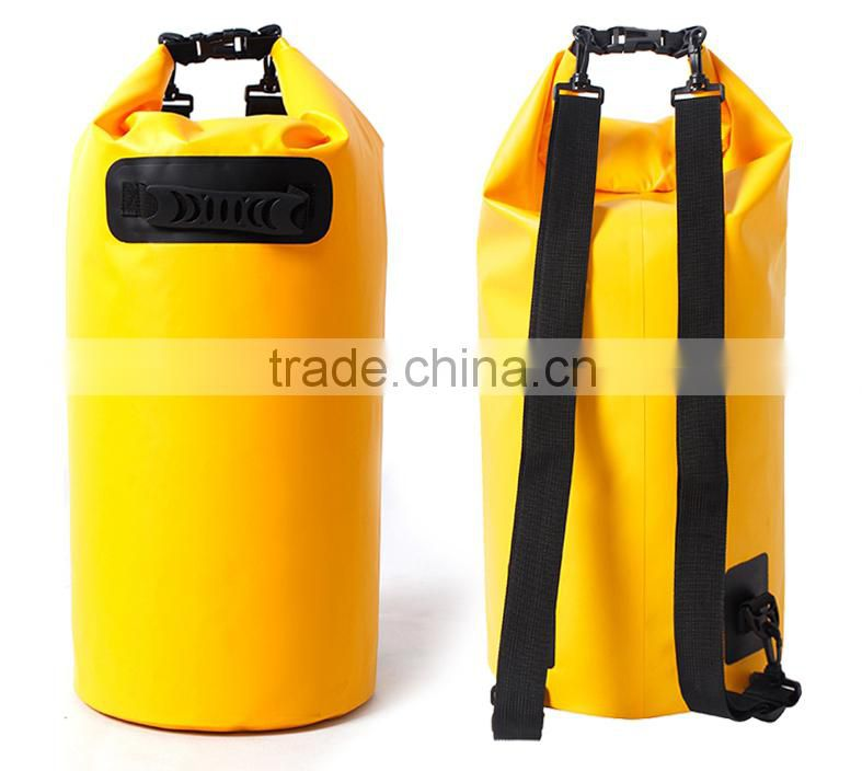 Outdoor sport waterproof drifting bag