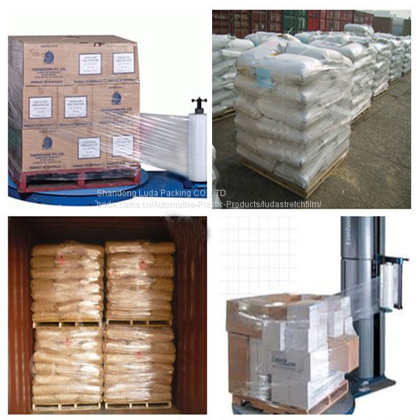 Quality PE Colorful hand stretch Film - Shandong Luda Packing Co , Ltd