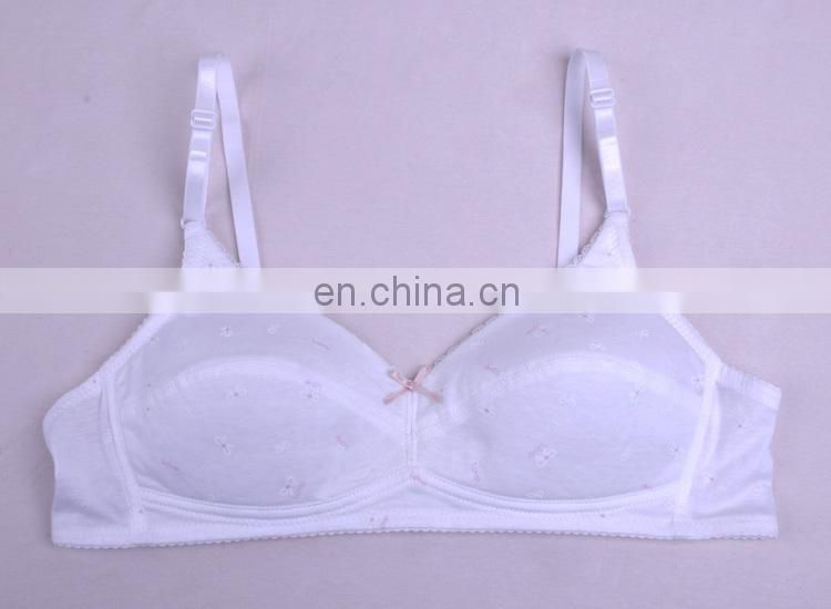 China women bra Cotton Underwired Plus Size Bra push up bra fashion bra
