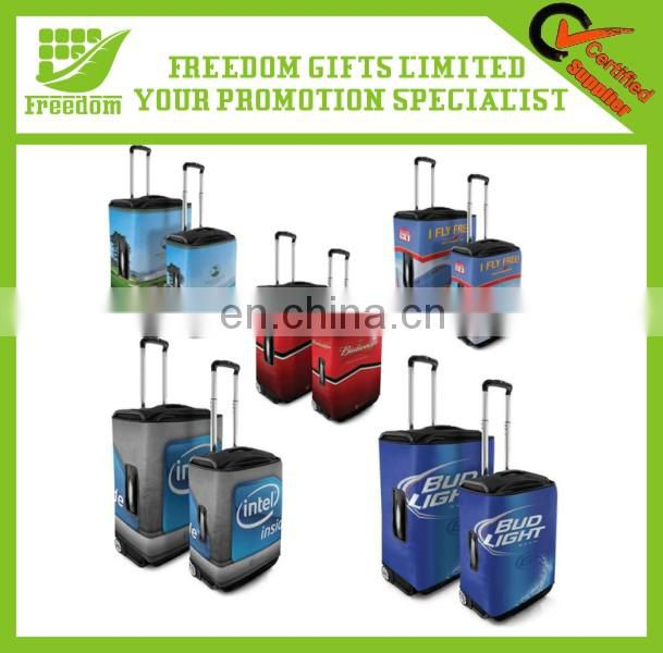 Customized Logo Promotional Neoprene Luggage Cover