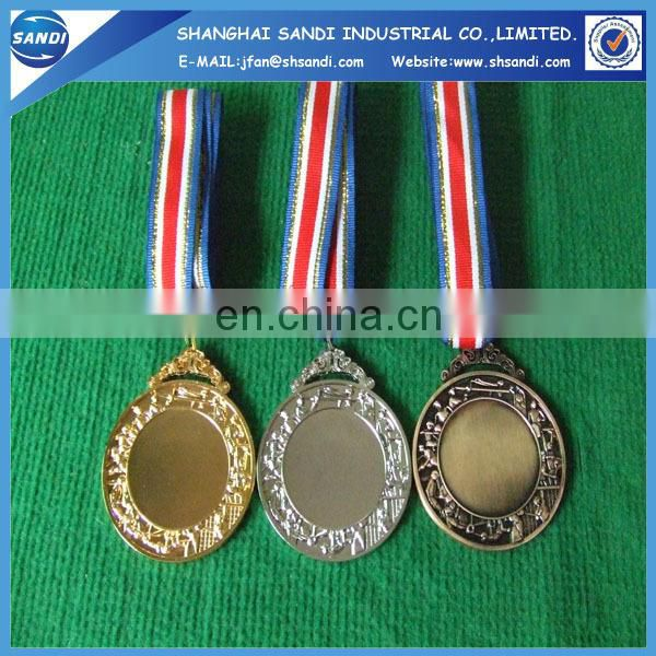 hot selling personalized sports metal medal