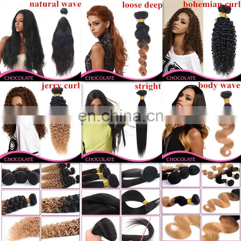 cheap price short size loose wave natural color unprocess hair can restyle and dyed
