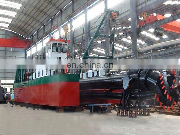 New Sand Mud dredging Vessel for Sale Image