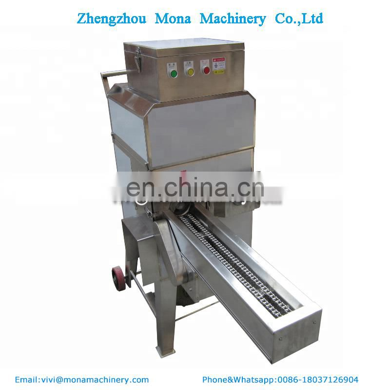MONA Fresh corn stripper/Sweet Corn Shelling Machine / Frozen Sweet Corn Thresher