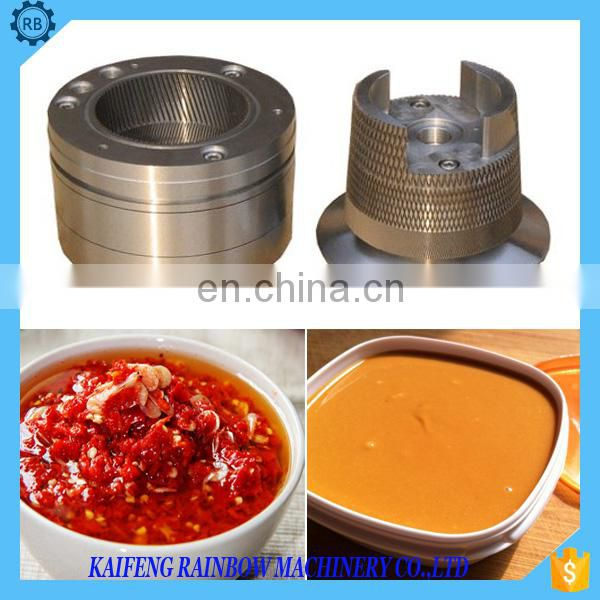 Commercial use peanut butter making machine/butter grinding machine/butter maker