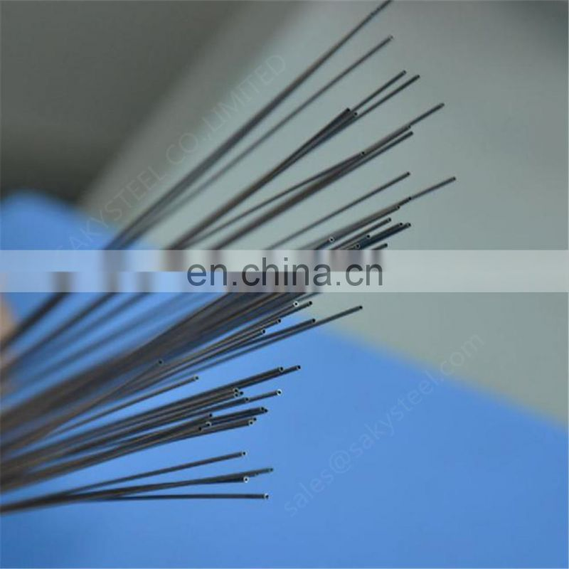 Small Size Thin Wall Stainless Steel Seamless Capillary Tube