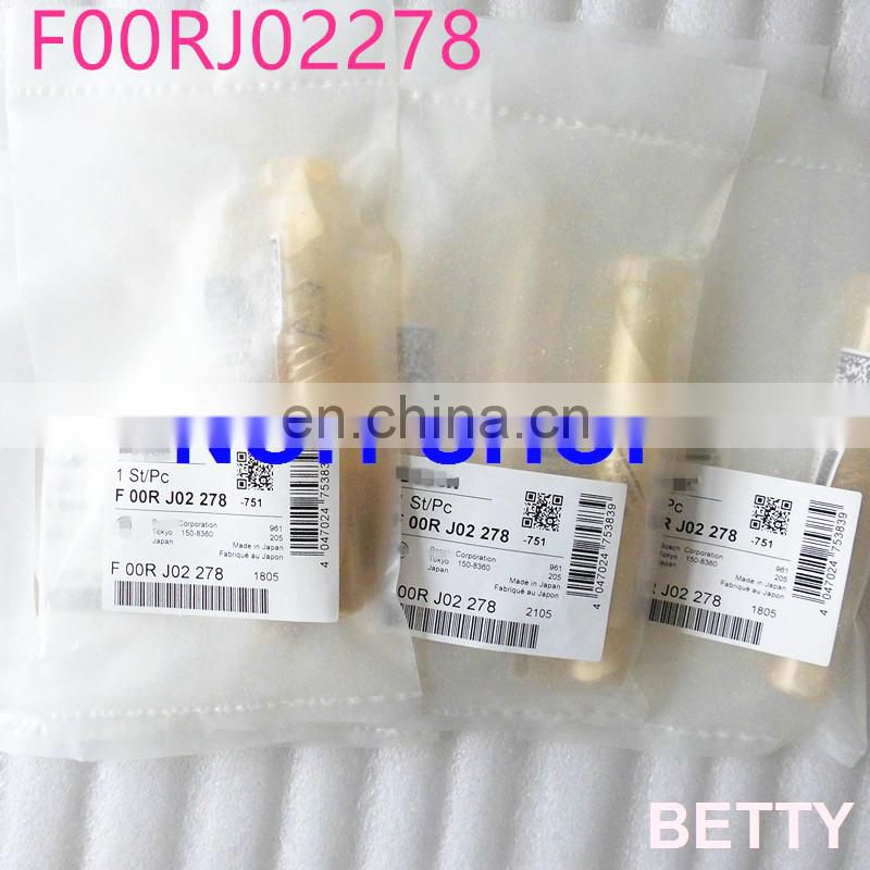 100% genuine and new  Common Rail Injector Control Valve FOORJ02278 F00R J02 278 F00RJ02278 For 0445120058 0445120109