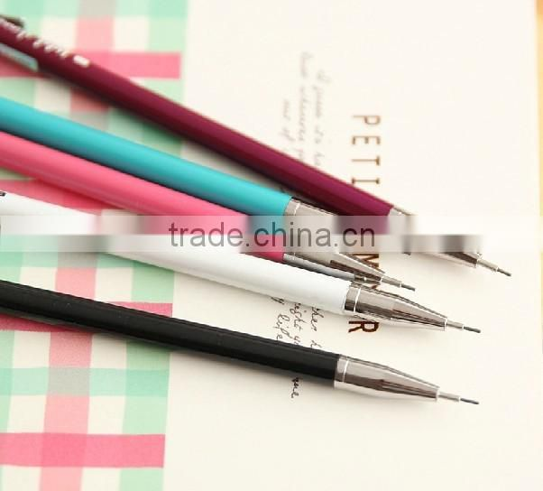 hot Japanese and Korean plastic mechanical pencils