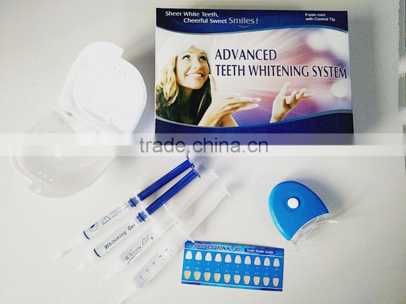 The bottom price Blue Home Teeth Whitening Kit for Tooth Whiteningteeth whitening home kit