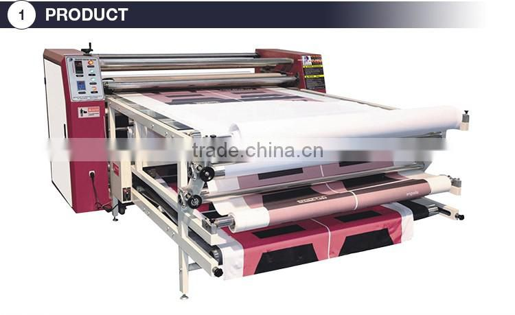 YESUN multifunction heat transfer sticker printing machine for t