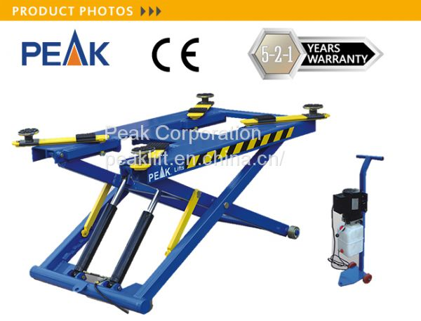 Ce Approval Portable Auto Scissor Lift (MR06) of car lift from China