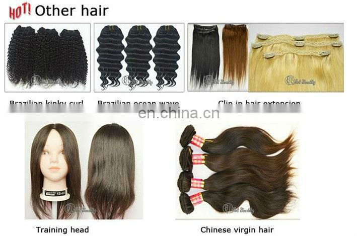 Brazilian human hairgrey curly hair wigs