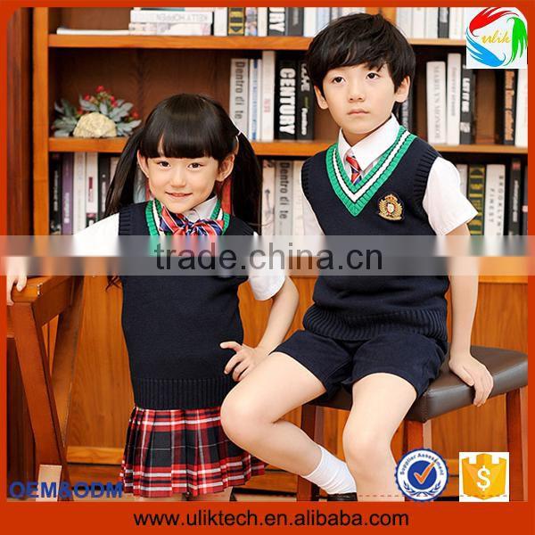 2016 Factory new international school uniforms for Japanese