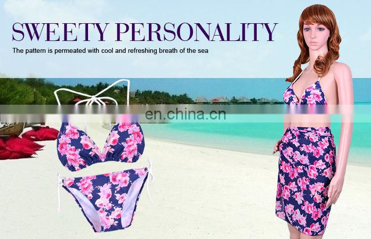 New Arrival Pretty Push Up Fit Xxx China Sex Photo High Waisted Bikini