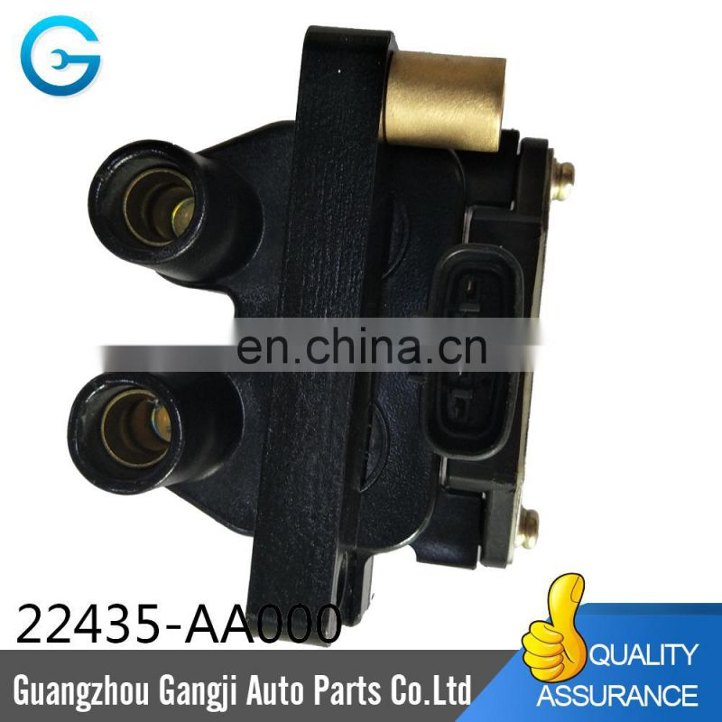 Car Parts Wholesale Ignition Coil Pack OEM 22435-AA000 For GENUINE Su baru Impreza,Forester,Legacy