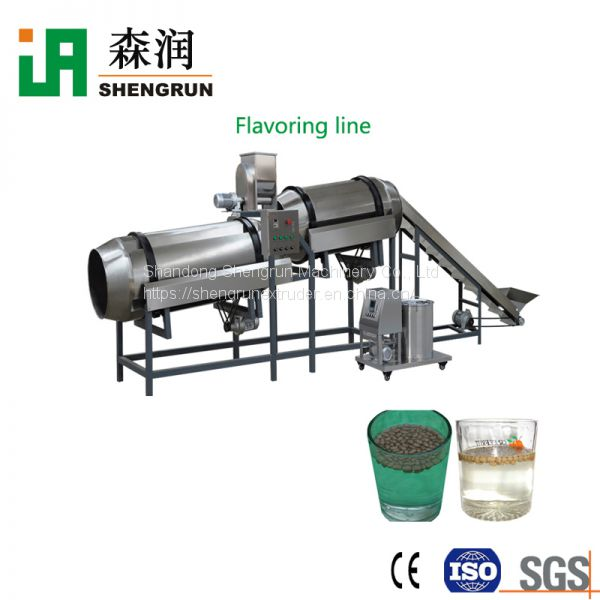 Automatic fish food pellet making machine price Image