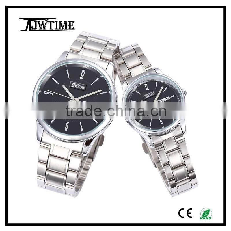 new arrival best quality quartz watch stainless steel bracelet alibaba in spain fashion watch ring clock ring watch