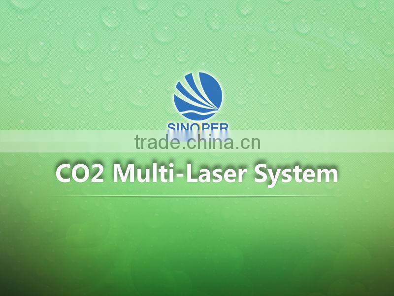 Video recognition RF CO2 Fractional Super/Ultra Pulse Laser Skin Aesthetic/Beauty Machine/System