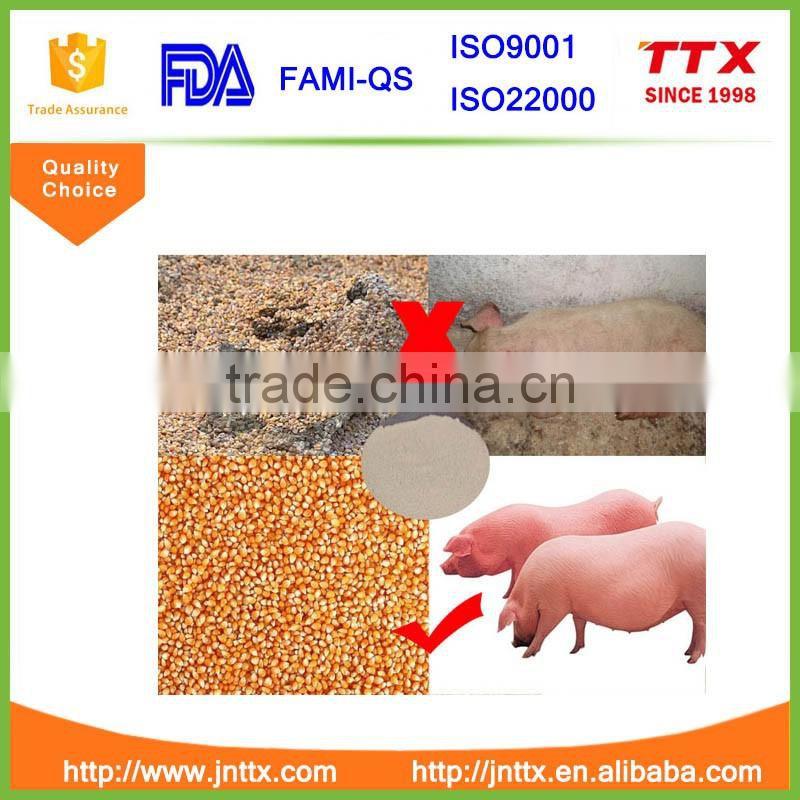 Animal feed additive Mycotoxin Binder Ues for Feed of Mycotoxi