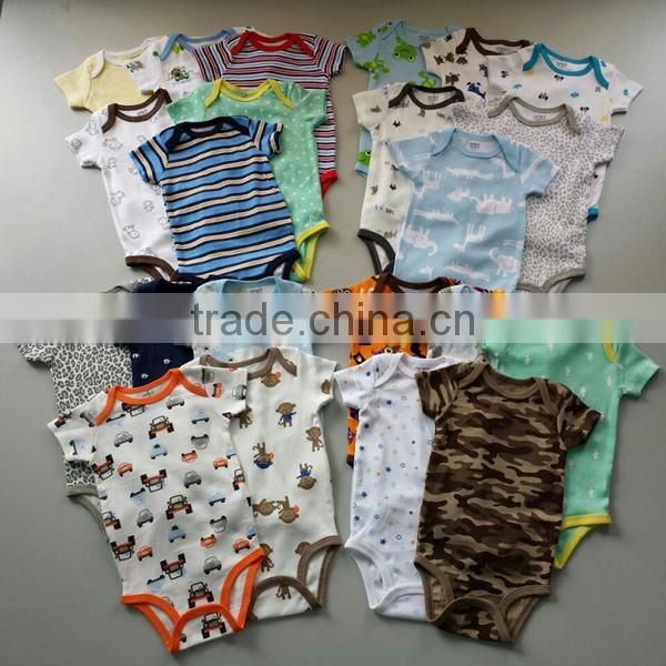 new born Eco-Friendly cotton confortable high quality baby clothing china