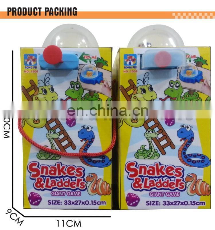 Factory Popular special design educational snake ludo game