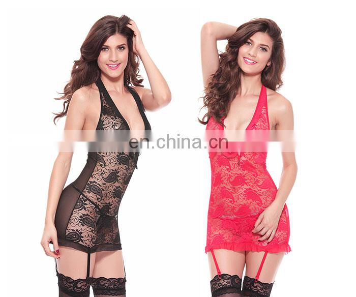 Manufacturer Directly Sale Oem & Odm Erotic Sexy Women Lingerie Bride