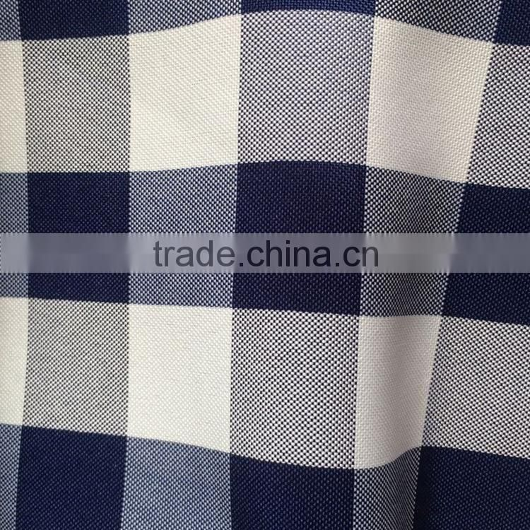Factory digital custom printed 100 polyester tricot brushed oxford fabric for hotel textile wholesale