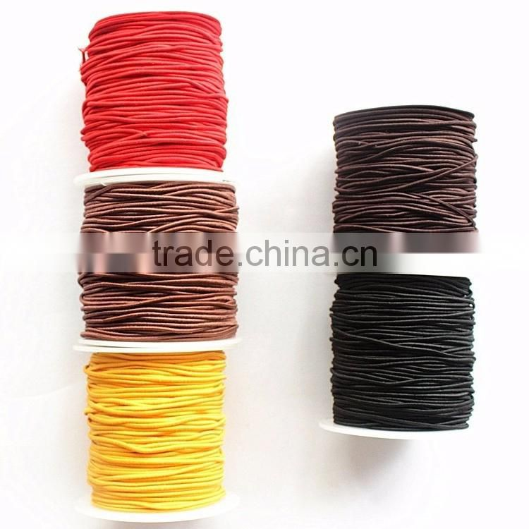0.8-1.5mm Stretchy and flexible Thread Cord Bead Bracelet Rope