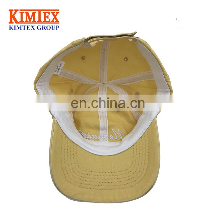 2017 Sample free baseball hat for promotion with logo