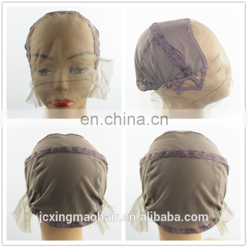 New Fashion Make Wigs full lace cap for wig making swiss lace wig cap