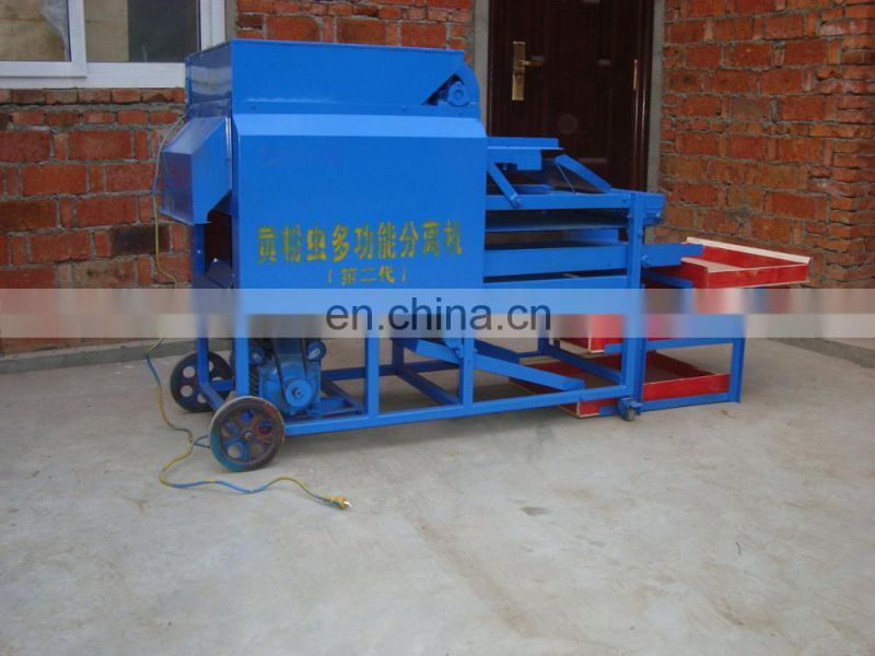 Mealworm Beetle sorting machine Multifunctional Mealworm sorting machine insects size selecting machine