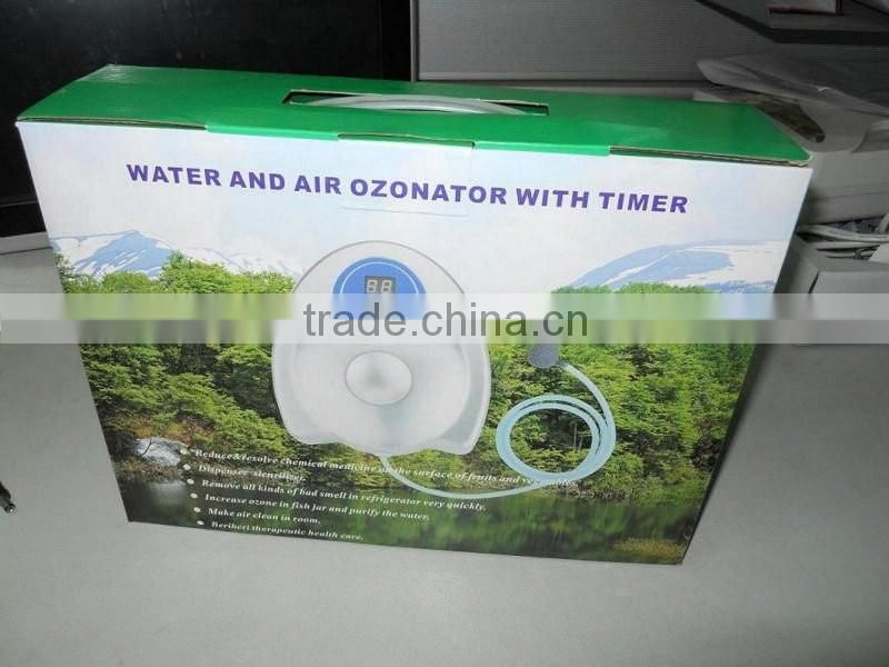 chinese factory ozone vegetable fruit disinfect machine