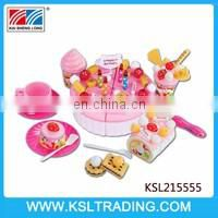 Battery operated kids kitchen toy with light and music