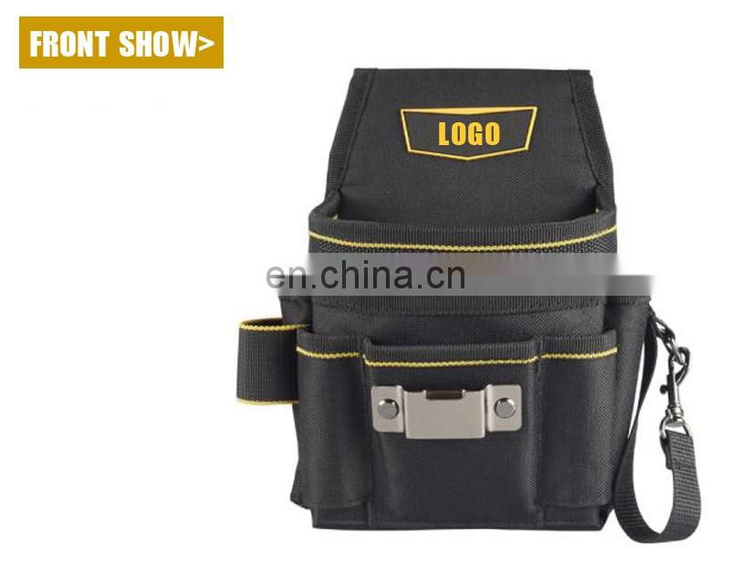 alibaba Custom multifunctional cleaning tool belt bag for plumbers