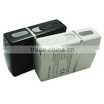 Power Bank With Currency Detector & Lighter