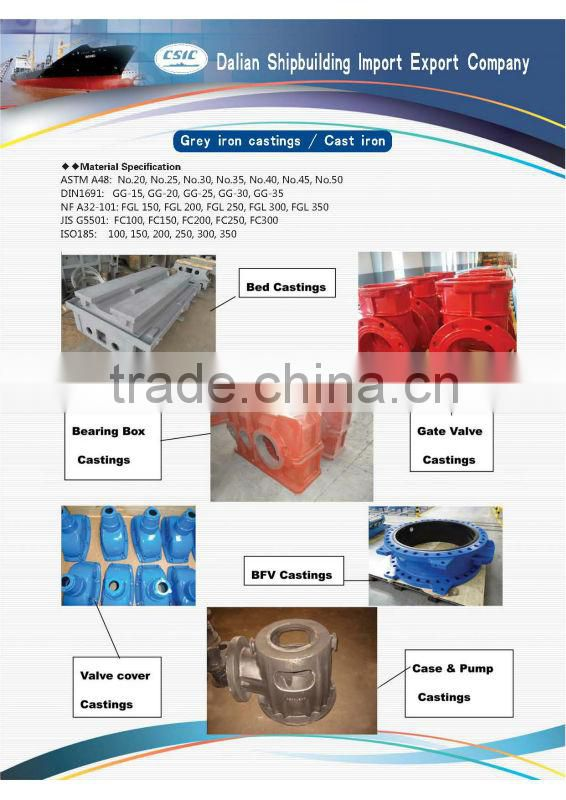 pipe coupling casting accessroies and ring gear castings and