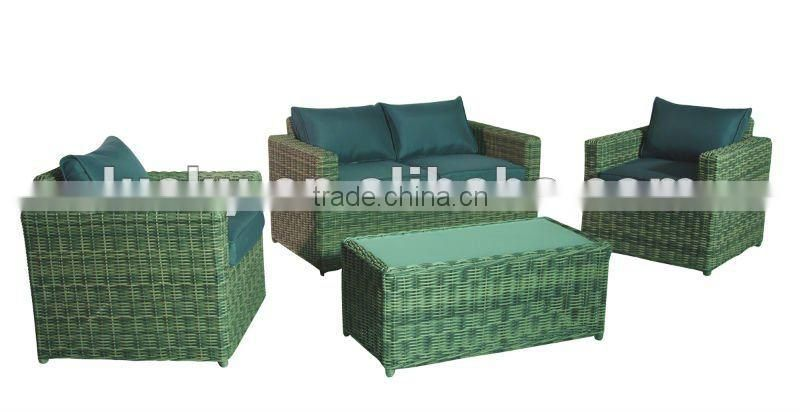 Leisure Wicker Rattan Outdoor furniture