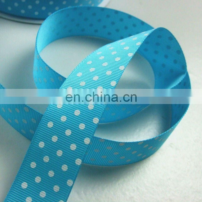 ribbon hair tie animal print elastic headband