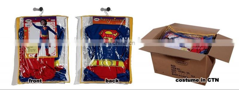 super hero Costume(12-215) as party costume for boy with ARTPRO brand