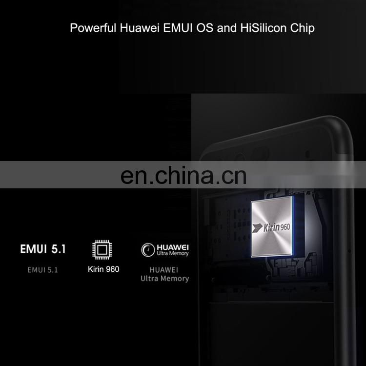 2017 New Product Dropship Brand Original Mobile Phones 4G Huawei P10 Plus, 6GB+128GB, Official Global ROM