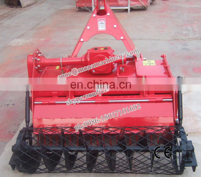 Rock picker for farm use Image